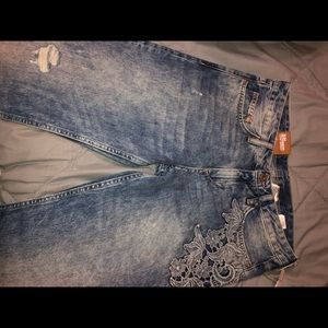 Brand New H & M Women's Jeans Size 26